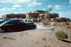 Painted Desert Inn Historic 1940s