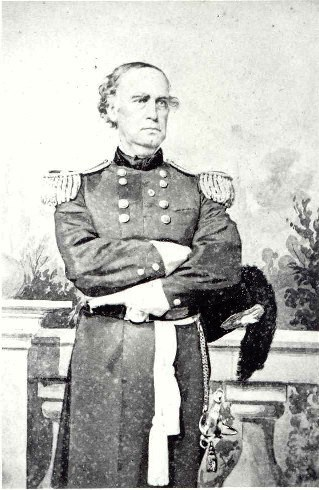 Brigadier General Samuel Ryan Curtis - Commander, Army of the Southwest