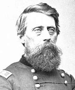 Colonel Jefferson C. Davis - Commander, 3rd Division