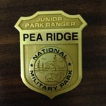 JR Ranger Badge