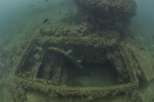 Scavenger Hunt List >> Locating Access Points Into The USS Arizona - World War II ...