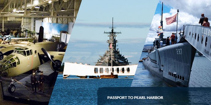 The Passport to Pearl Harbor