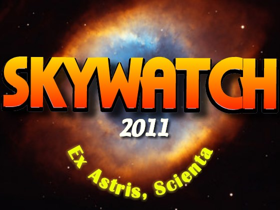 Skywatch 2011 Logo Created by Ken Damrau
