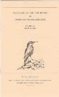 book cover about birds