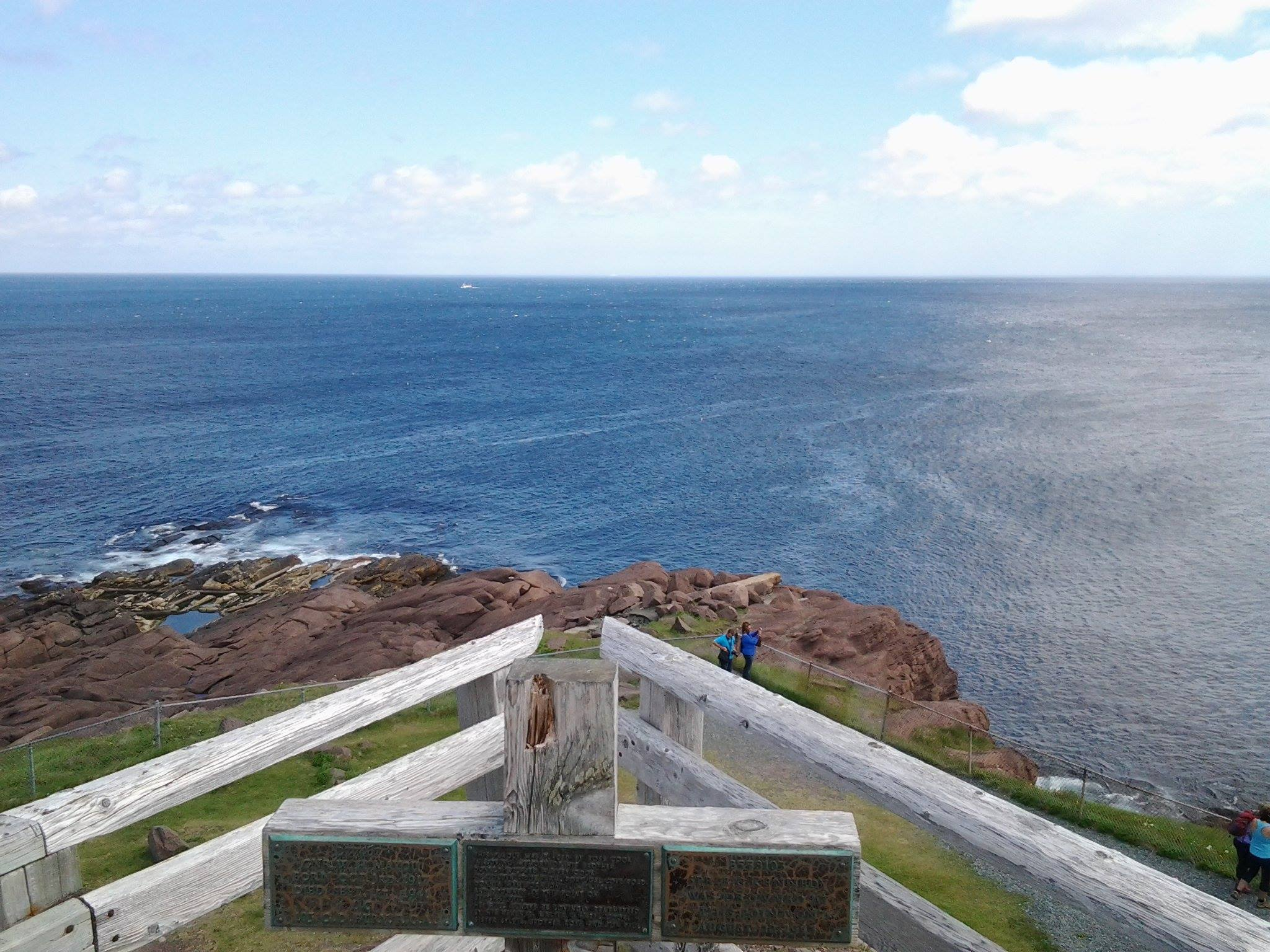 Most Eastern Point of Canada & North America