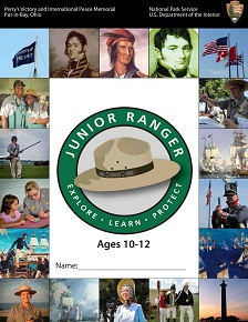Junior Ranger Book Ages 10-12