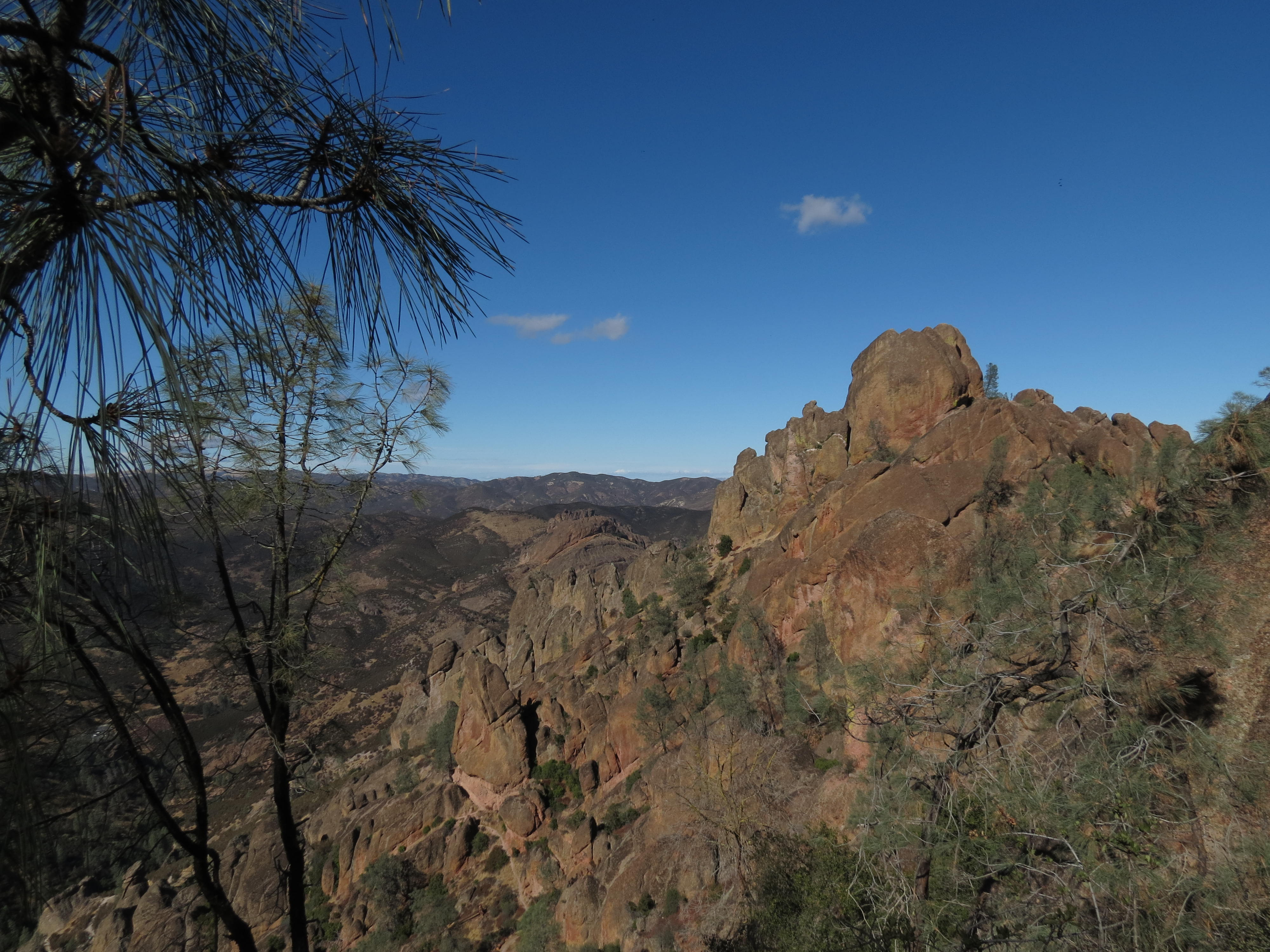 Natural Features Amp Ecosystems Pinnacles National Park U