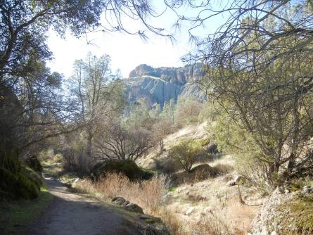 Pinnacles is a great place to hike in Central California.