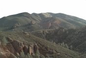 A view of Pinnacles wilderness