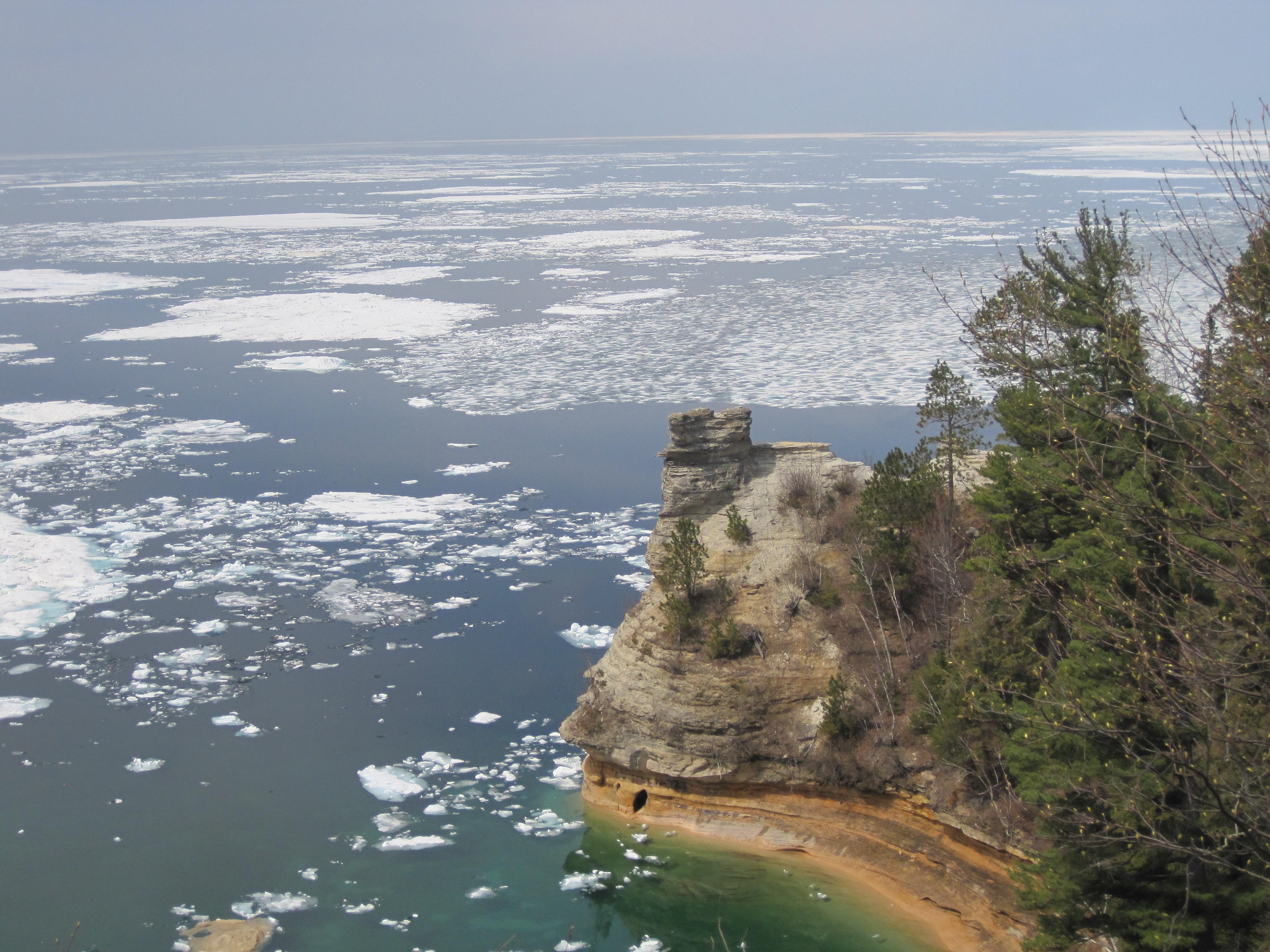 Lake Superior - Pictured Rocks National Lakeshore (U S