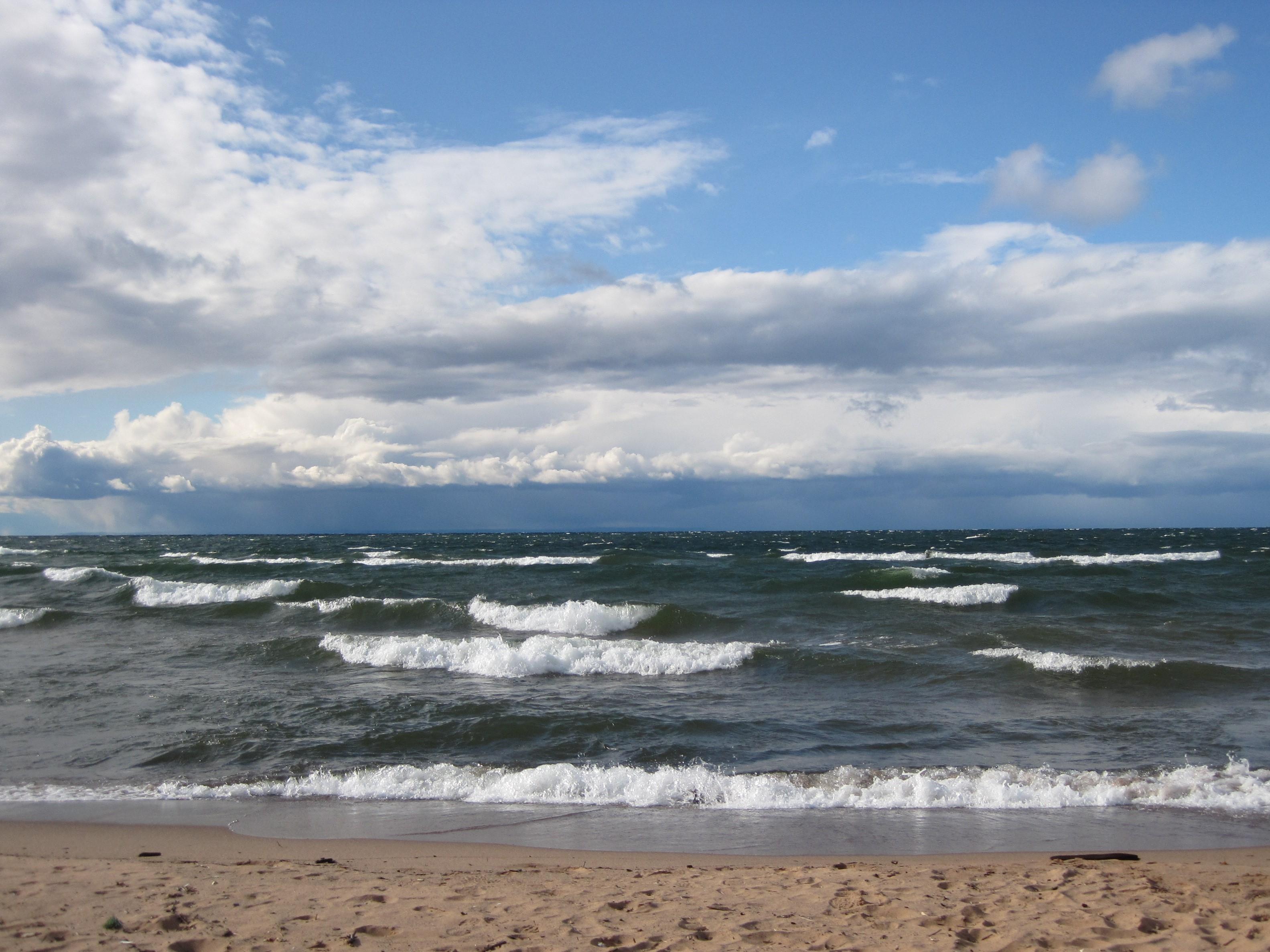 Lake Superior - Pictured Rocks National Lakeshore (U S  National
