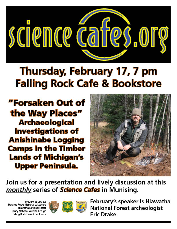 February 2011 Science Cafe