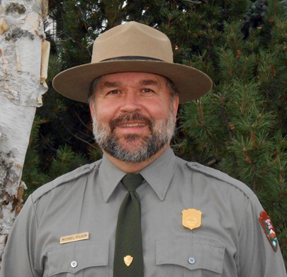 Michael Pflaum selected as seventh Superintendent of Pictured Rocks National Lakeshore, effective January 26, 2014.