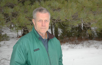Walter L. Loope, PhD, Research Ecologist Emeritus