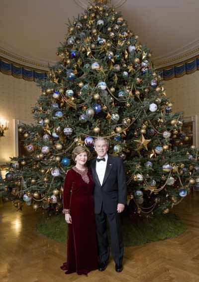 PRNL Ornament Displayed on the Official White House ...