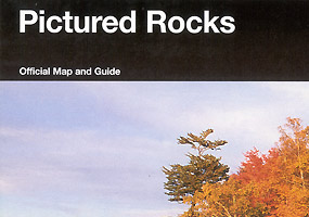 The Pictured Rocks National Lakeshore Official Map and Guide contains a wealth of information and is available at visitor centers.