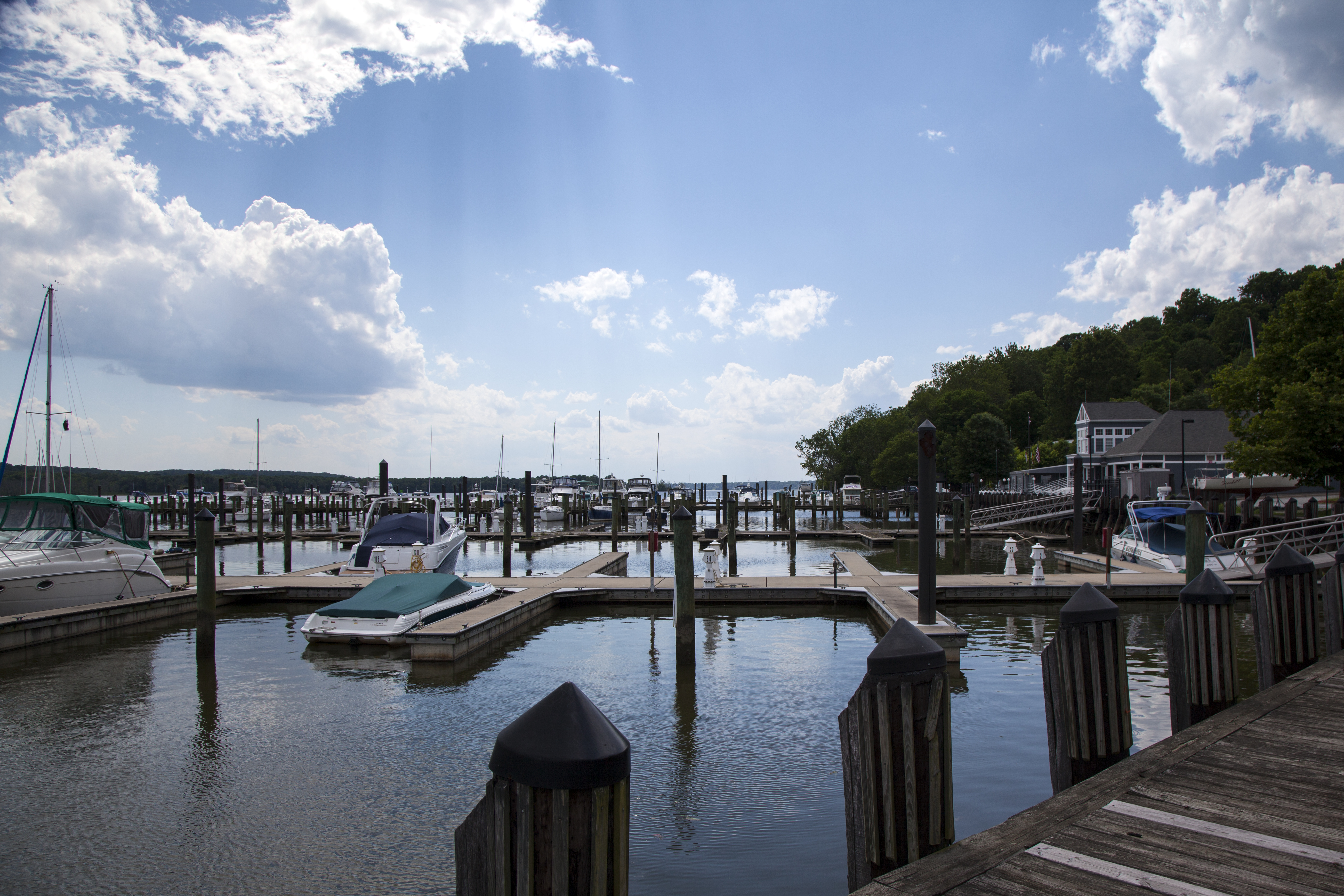 Fort Washington Marina | Ft. Washington, MD | Waterway ...