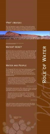 Role of Water
