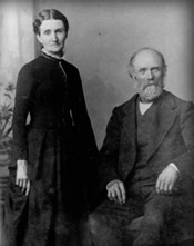 Joseph and Harriett Brown
