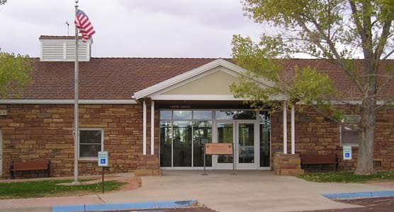 Visitor Center and Cultural Museum