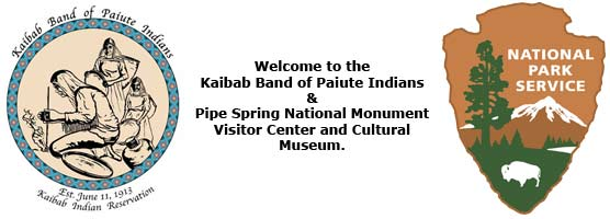 Kaibab Band of Paiute Indians and NPS Logo