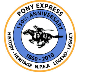 National Pony Express Association logo