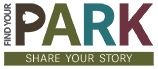 Find Your Park: Share Your Story logo.