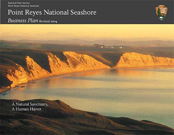 Point Reyes National Seashore's Business Plan (rev2004) cover