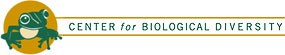 Logo for Center for Biological Diversity
