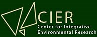 Logo for the Center for Integrative Environmental Research (CIER) at the University of Maryland