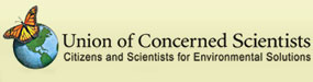 Logo for the Union of Concerned Scientists