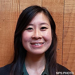 A head photo of Point Reyes Social Media Team member May.