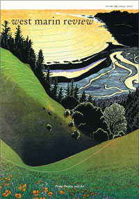 Cover of West Marin Review Vol. III 200x285