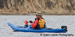 Kayaker © Galen Leeds Photography