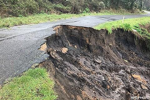 Road Closures - Point Reyes National Seashore (U S  National Park