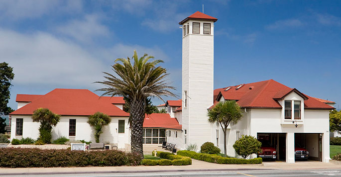 Presidio Fire Station