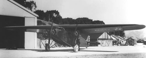 "Fokker C-2 ""Bird of Paradise"""