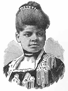 Ida B. Wells-Barnett was a activist for equality and decency for African Americans.