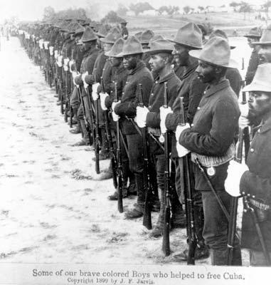 Buffalo Soldiers and the Spanish-American War - Presidio ...