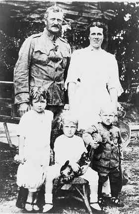 The Pershing family