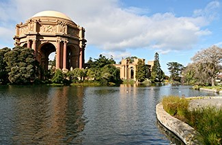 Palace Of Fine Arts Presidio Of San Francisco U S National Park