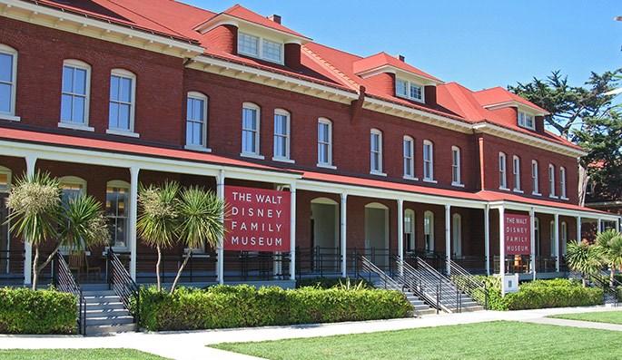 The Walt Disney Family Museum Presidio Of San Francisco U S