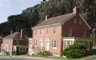 Houses On Liggett Avenue Enlisted Men S Family Housing