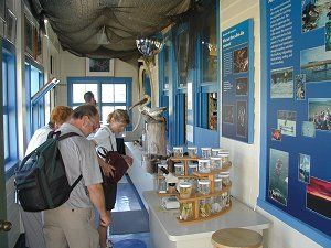 National Marine Sanctuary Visitor Center