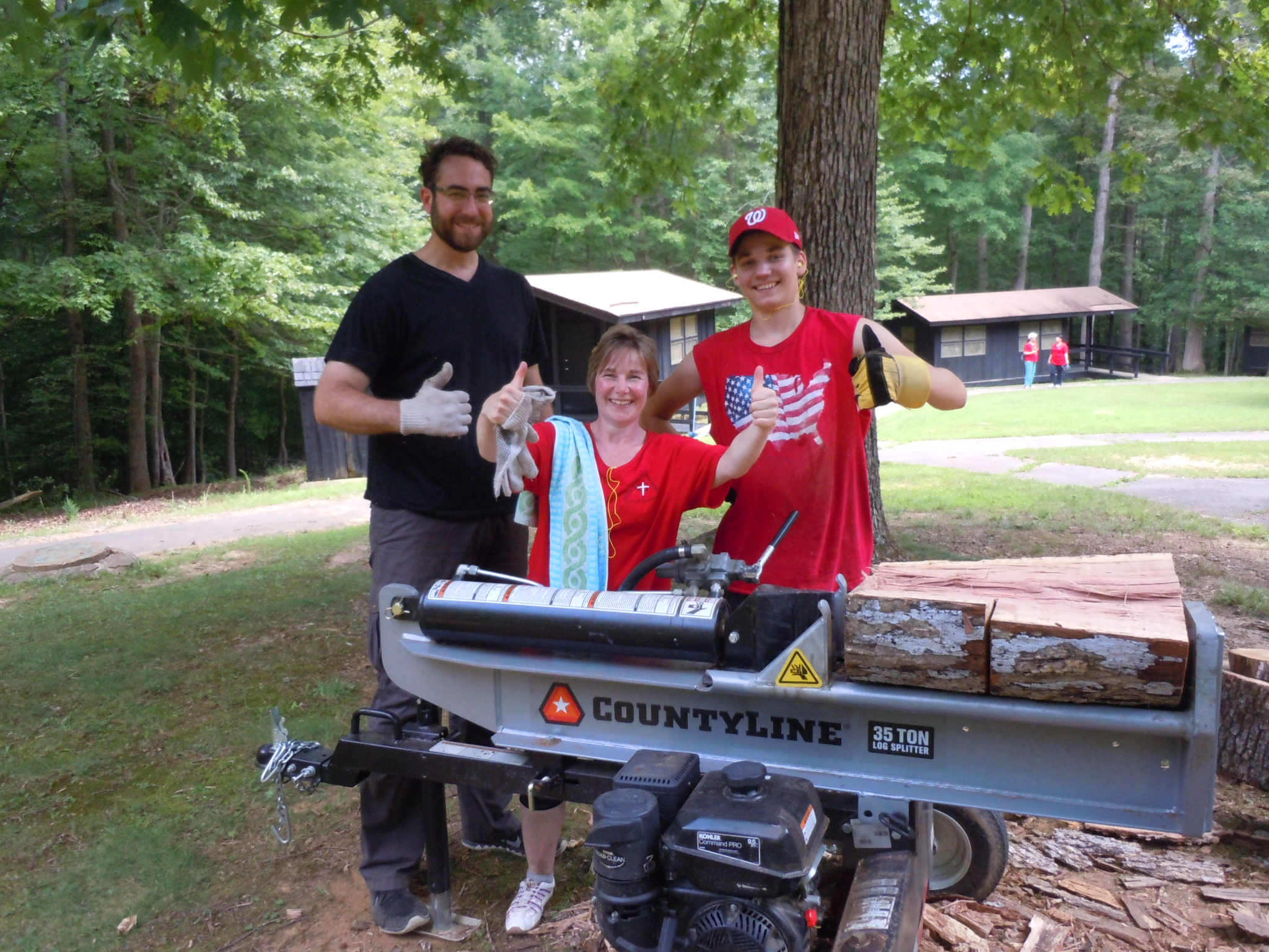 Service Project List - Prince William Forest Park (U S