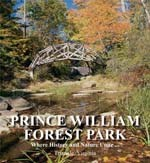Prince William Forest Park's book cover published by Eastern  National