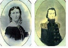 Portraits of Henry and Catherine Carter
