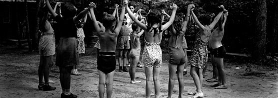 1936 kids at play