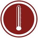 Illustration of a thermometer.