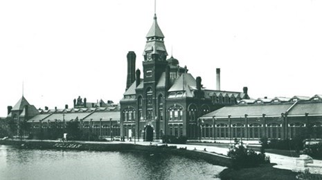 Pullman Company Administration Building and Clock Tower